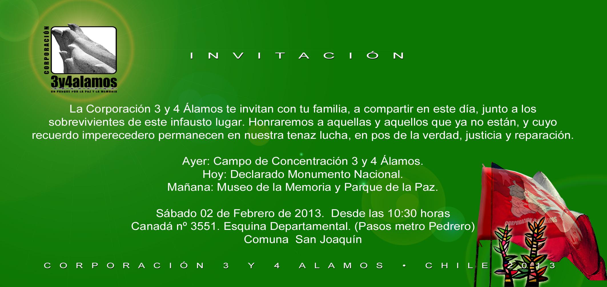 Invitación 3 y 4 Álamos