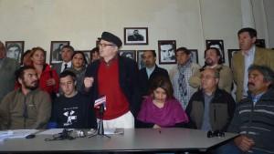 Conferencia Unión Comunal DDHH Punta Arenas